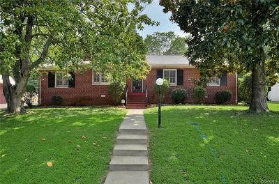 Richmond Single Family Home For Sale: 2007 Briarcliff Road