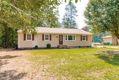 South Chesterfield Single Family Home For Sale: 17505 Sadberge Drive