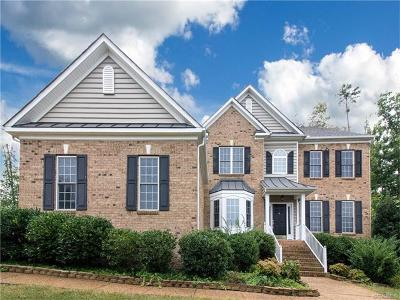 Chesterfield County Single Family Home For Sale: 1418 Gravatt Way