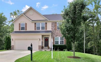 Chesterfield VA Single Family Home For Sale: $399,900