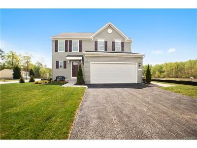 Chesterfield VA Single Family Home For Sale: $289,990