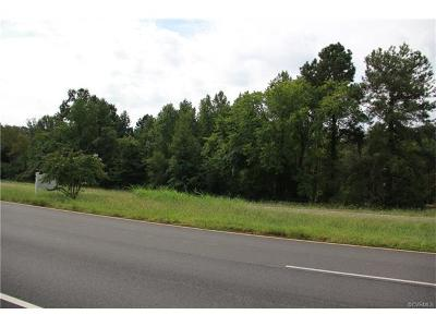 Henrico County Residential Lots & Land For Sale: 805 East Williamsburg Road
