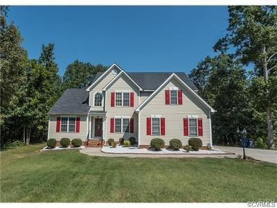 Chesterfield VA Single Family Home For Sale: $319,900