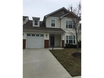 Henrico Single Family Home For Sale: 104 New Harvest Drive