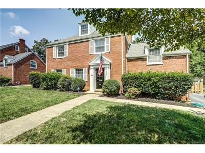 Henrico Single Family Home For Sale: 4824 Coleman Road