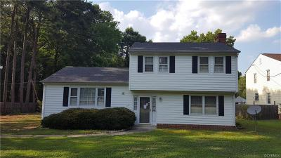 Henrico Single Family Home For Sale: 4304 Penick Road
