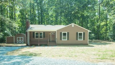 Hanover County Single Family Home For Sale: 6076 Haws Shop Trail