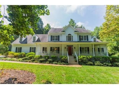 Goochland County Single Family Home For Sale: 1221 Hawkwell Drive
