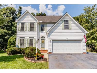 Mechanicsville Single Family Home For Sale: 6428 Midday Lane