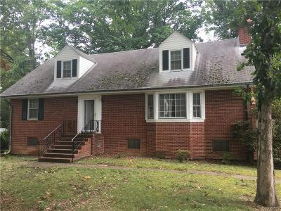Henrico Single Family Home For Sale: 8204 Bronwood Road