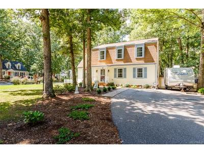 Chesterfield County Single Family Home For Sale: 2000 Deauville Road