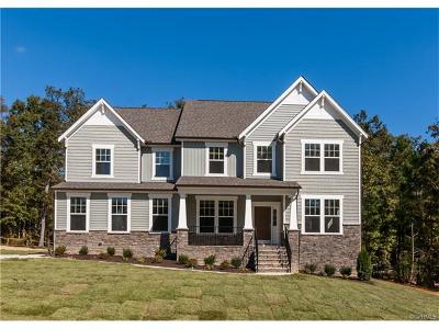 Midlothian Single Family Home For Sale: 15549 Sultree Drive
