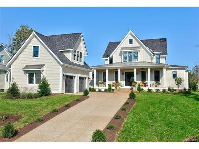 Midlothian Single Family Home For Sale: 1719 Tulip Hill Drive