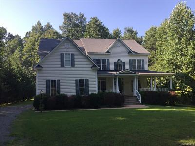 Hanover County Rental For Rent: 14007 Taylors Overlook Ct
