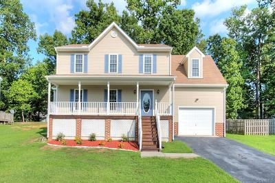 Chesterfield VA Single Family Home For Sale: $234,950