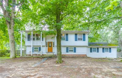 Chesterfield County Single Family Home For Sale: 2509 Lanter Lane