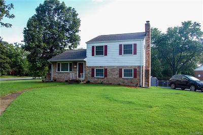 Chesterfield County Single Family Home For Sale: 2717 Twain Lane