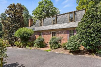 Chesterfield VA Single Family Home For Sale: $229,950