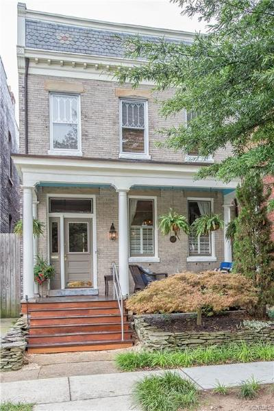 Richmond Single Family Home For Sale: 113 South Colonial