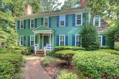 Henrico Single Family Home For Sale: 2403 Mundy Court