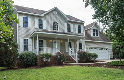 Chesterfield County Single Family Home For Sale: 2737 Kentwood Forest Court