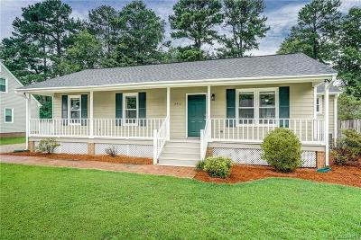 Henrico Single Family Home For Sale: 2412 Ramsey Court