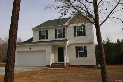 Henrico Single Family Home For Sale: 7848 Prosperity Terrace