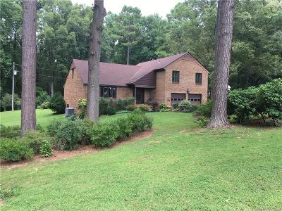 Hanover County Single Family Home For Sale: 13053 Big Rock Lane