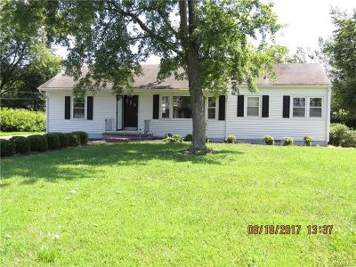 Mechanicsville Single Family Home For Sale: 8287 Carneal Lane