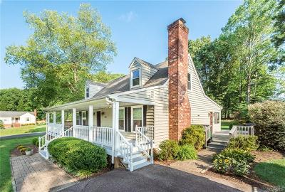Henrico Single Family Home For Sale: 4152 Old Springfield Road