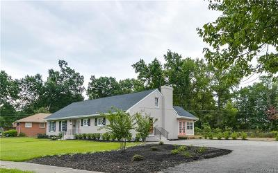 Richmond Single Family Home For Sale: 1605 Wentbridge Road