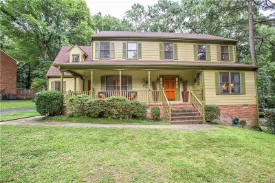 Chesterfield County Single Family Home For Sale: 4309 Soundview Lane