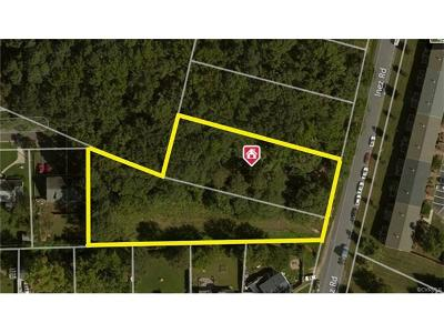 Henrico County Residential Lots & Land For Sale: 1404 & 1402 Inez Road