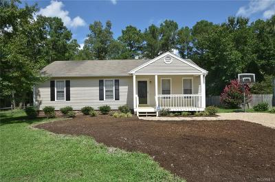 Midlothian Single Family Home For Sale: 11700 New Forest Trail