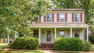 Hanover County Single Family Home For Sale: 11468 Hanover Courthouse Road