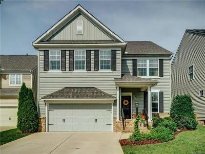 Mechanicsville Single Family Home For Sale: 9257 Sedgehill Court