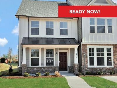 Chesterfield County Condo/Townhouse For Sale: 17752 Memorial Tournament Drive #37 X
