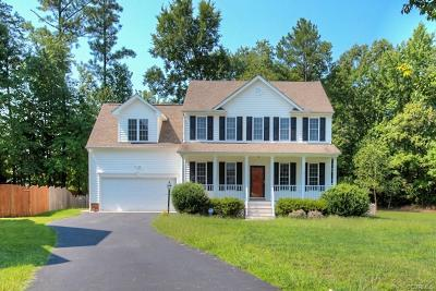 Hanover County Single Family Home For Sale: 11509 Haltonshire Way