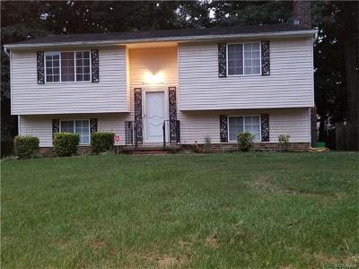 Henrico Single Family Home For Sale