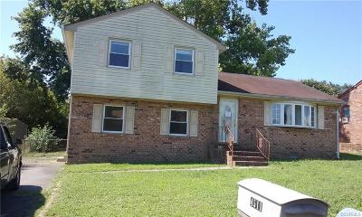 South Chesterfield Single Family Home For Sale: 4511 Winterbourne Drive