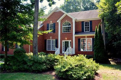 Mechanicsville Single Family Home For Sale: 10988 Milestone Drive