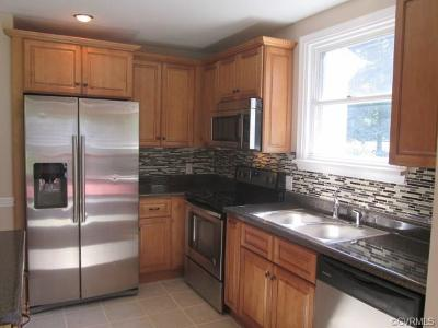 Richmond Single Family Home For Sale: 832 Welton Avenue