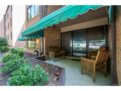 Henrico Condo/Townhouse For Sale: 1501 Regency Woods Road #101