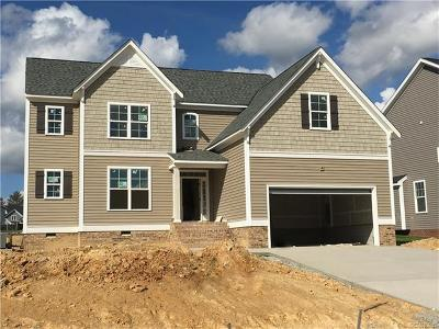 Chesterfield County Single Family Home For Sale: 4706 Cabretta Drive