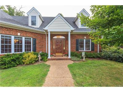 Chesterfield County Single Family Home For Sale: 913 Boncreek Place