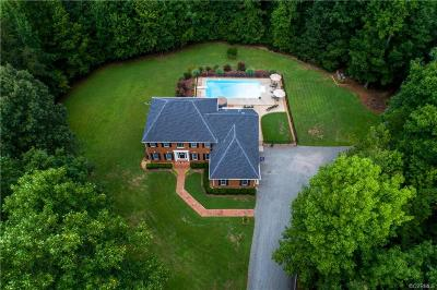 Hanover County Single Family Home For Sale: 18237 Flemings Mill Drive