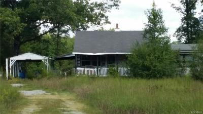 Hanover Single Family Home For Sale: 16483 Courtney Road