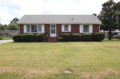 Richmond VA Single Family Home Sold: $137,000
