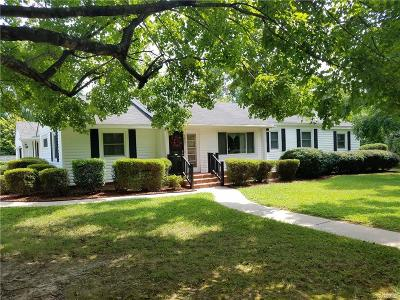 Single Family Home For Sale: 5927 Old Orchard Road