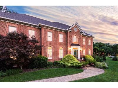 Richmond Single Family Home For Sale: 11535 Longview Landing Drive